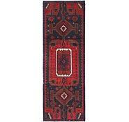 Link to 3' x 8' 8 Hamedan Persian Runner Rug