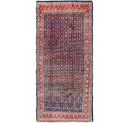 Link to 4' 10 x 10' Farahan Persian Runner Rug