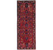Link to 3' 10 x 10' 2 Hamedan Persian Runner Rug