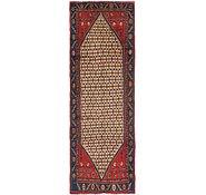 Link to 107cm x 315cm Koliaei Persian Runner Rug