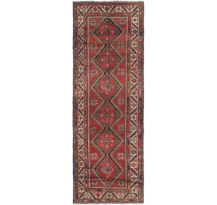 3' 8 x 10' 2 Chenar Persian Runner Rug