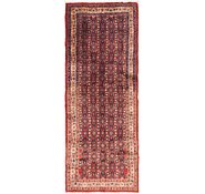 Link to 3' x 8' Hossainabad Persian Runner Rug