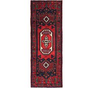Link to 3' 9 x 9' 10 Khamseh Persian Runner Rug