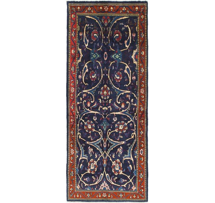 4' x 10' 4 Mahal Persian Runner Rug