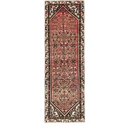 Link to 3' x 9' 4 Hossainabad Persian Runner Rug