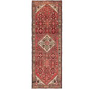 Link to 3' 4 x 9' 7 Hossainabad Persian Runner Rug