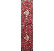 Link to 2' 6 x 11' Hamedan Persian Runner Rug