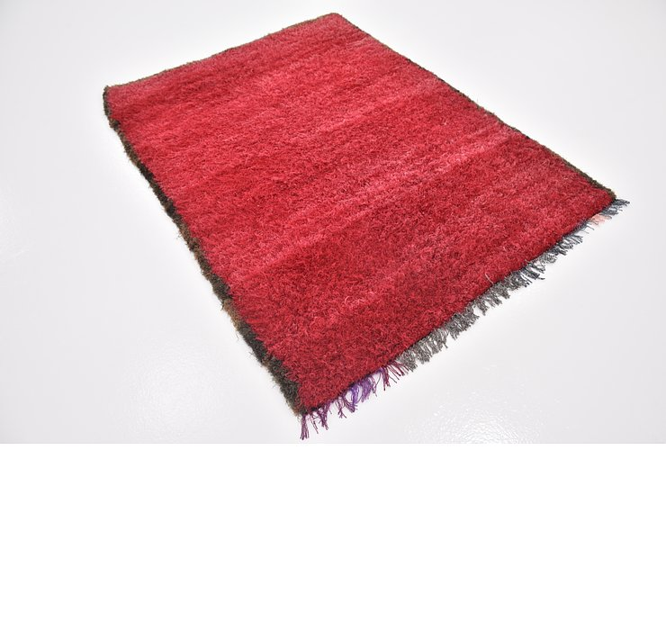 122cm x 160cm Moroccan Rug