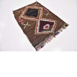 Unique Loom 3' 8 x 5' Moroccan Rug