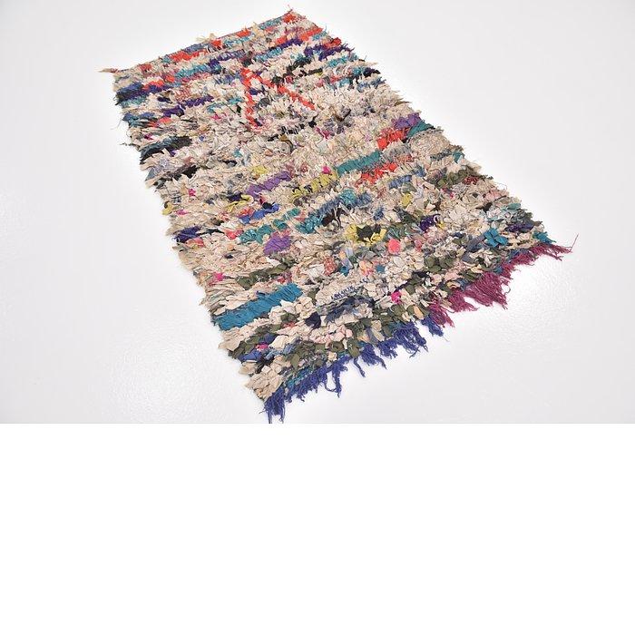 3' x 4' 9 Moroccan Rug