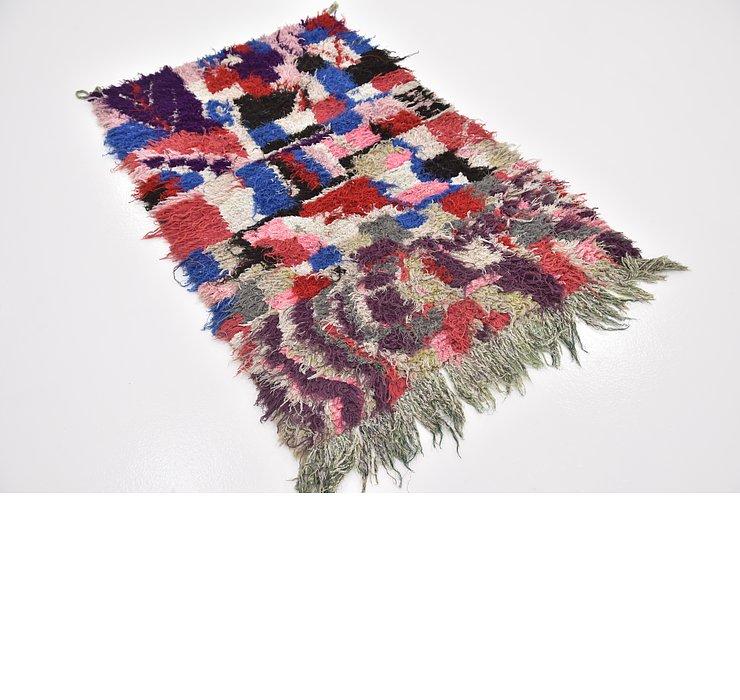 3' 3 x 4' 10 Moroccan Rug