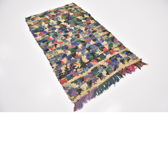 3' 8 x 6' 4 Moroccan Rug