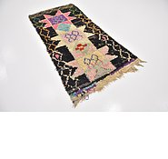 Link to 110cm x 235cm Moroccan Runner Rug