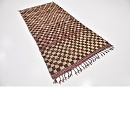 Link to 4' x 8' 3 Moroccan Runner Rug