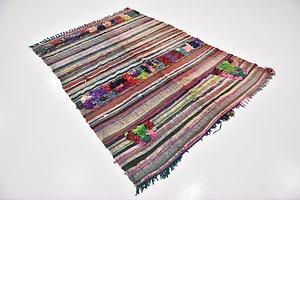 5' 4 x 7' 4 Moroccan Rug
