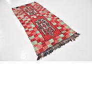 Link to 107cm x 225cm Moroccan Rug