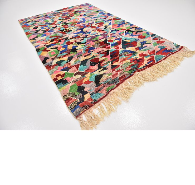 203cm x 300cm Moroccan Rug