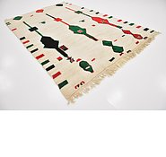 Link to 6' 10 x 10' Moroccan Rug