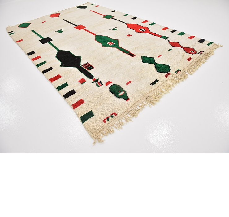 6' 10 x 10' Moroccan Rug