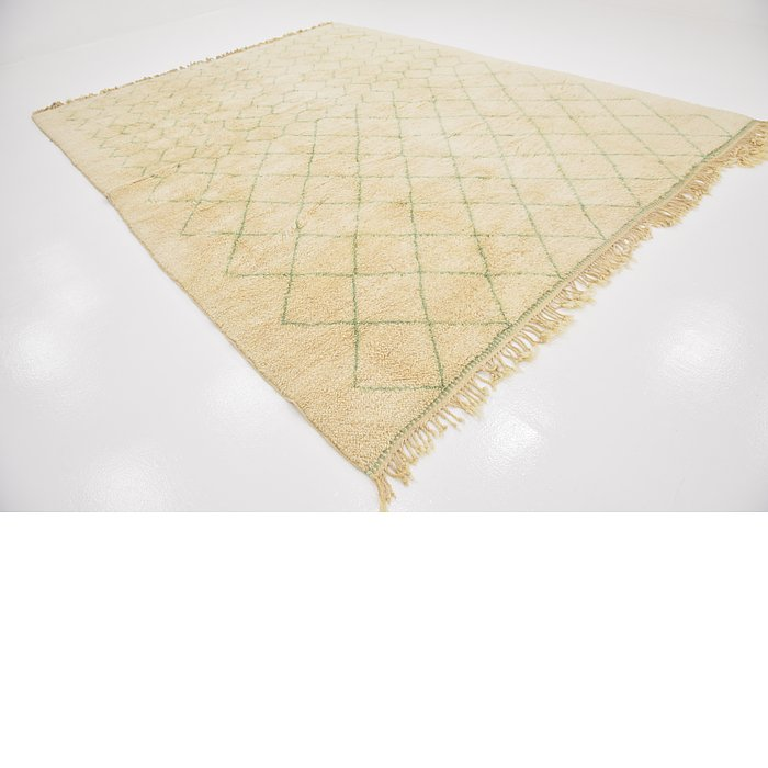 10' x 12' 10 Moroccan Rug
