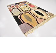 Link to 6' 7 x 10' Moroccan Rug
