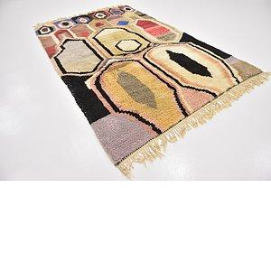 6' 7 x 10' Moroccan Rug