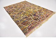 Link to 213cm x 297cm Moroccan Rug