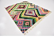 Link to 6' 8 x 8' 3 Moroccan Rug