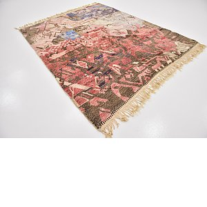 6' 9 x 8' 4 Moroccan Rug