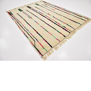 Link to 218cm x 287cm Moroccan Rug item page