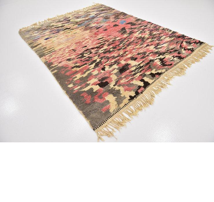 6' 8 x 8' 4 Moroccan Rug
