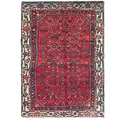 Link to 3' 2 x 4' 7 Hossainabad Persian Rug