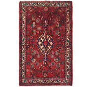 Link to 3' 6 x 5' 9 Hamedan Persian Rug
