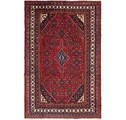 Link to 208cm x 310cm Hamedan Persian Rug