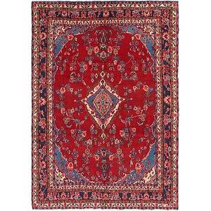 6' 8 x 9' 9 Shahrbaft Persian Rug