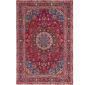 Link to 6' 3 x 9' 2 Mashad Persian Rug