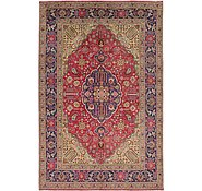 Link to 7' 2 x 10' 9 Tabriz Persian Rug