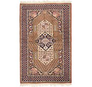 Link to 4' 4 x 6' 5 Ghoochan Persian Rug