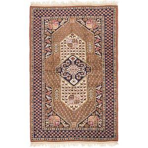 132cm x 195cm Ghoochan Persian Rug