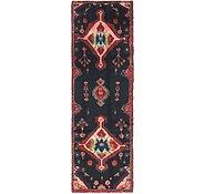 Link to 2' 9 x 8' 6 Hamedan Persian Runner Rug