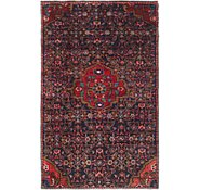 Link to 4' x 6' Hossainabad Persian Rug