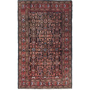 Link to 122cm x 200cm Malayer Persian Rug item page