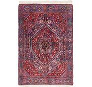 Link to 3' 6 x 5' 5 Bidjar Persian Rug