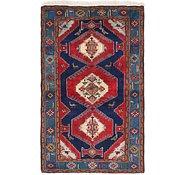 Link to 4' 2 x 6' 10 Hamedan Persian Rug