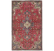 Link to 2' 9 x 4' 5 Tabriz Persian Rug