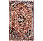Link to 3' 2 x 5' 2 Mashad Persian Rug