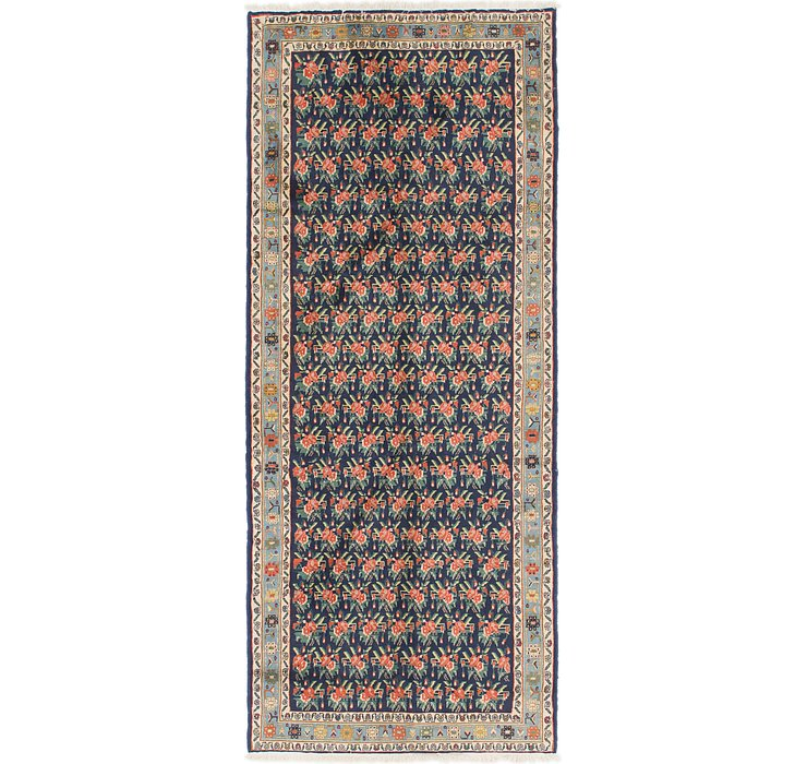 3' 5 x 8' Sirjan Persian Runner Rug