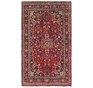 Link to 4' 4 x 7' 3 Mashad Persian Rug
