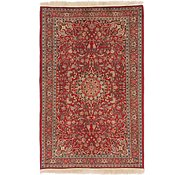 Link to 140cm x 218cm Sarough Persian Rug