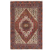 Link to 3' 2 x 4' 10 Bidjar Persian Rug